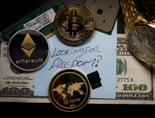 Cryptomonnaie bitcoin ethereum ripple